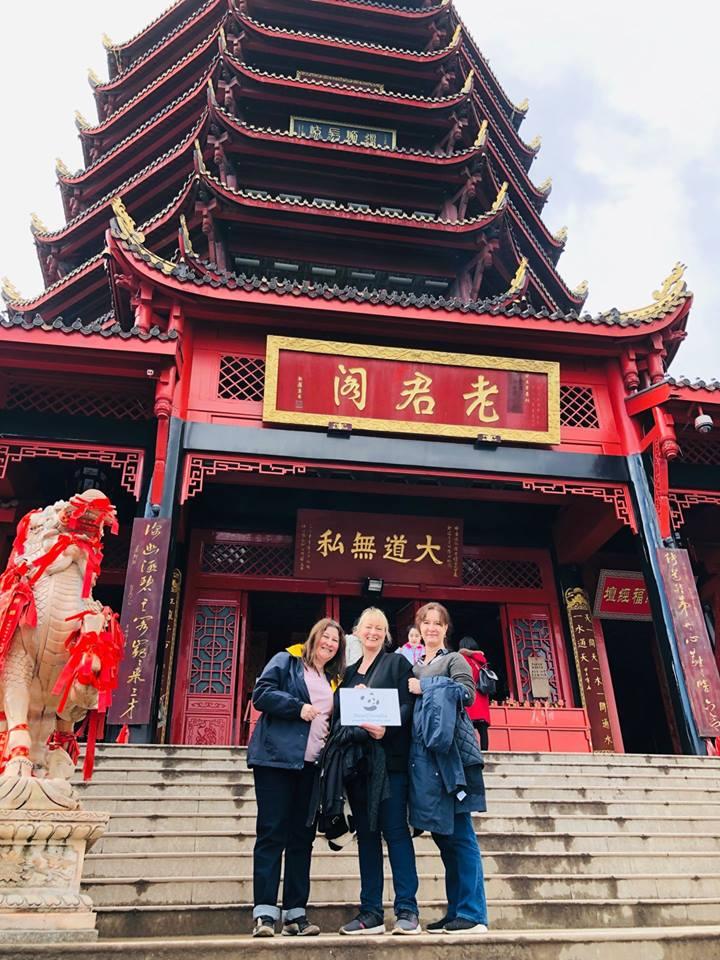 ChengDu Mount QingCheng tour