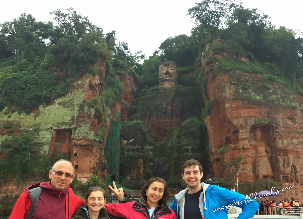leshan giant buddha tour from chengdu