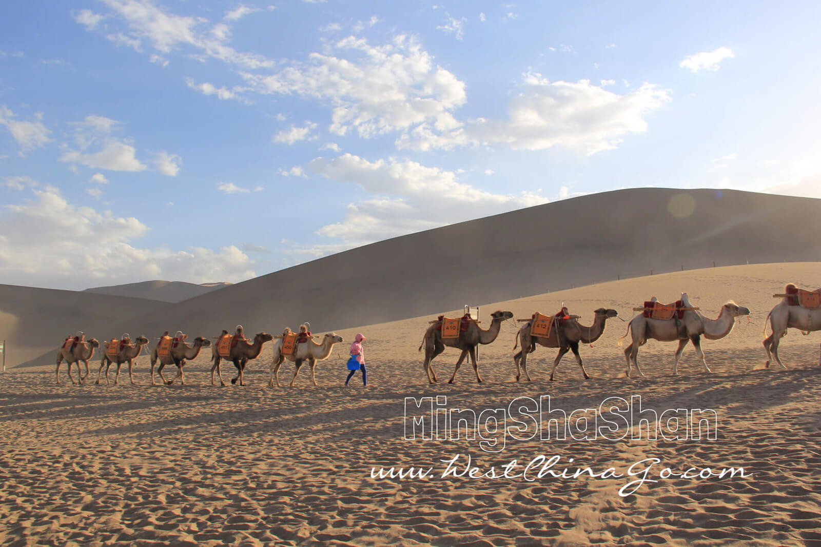 How To Plan DunHuang Tour