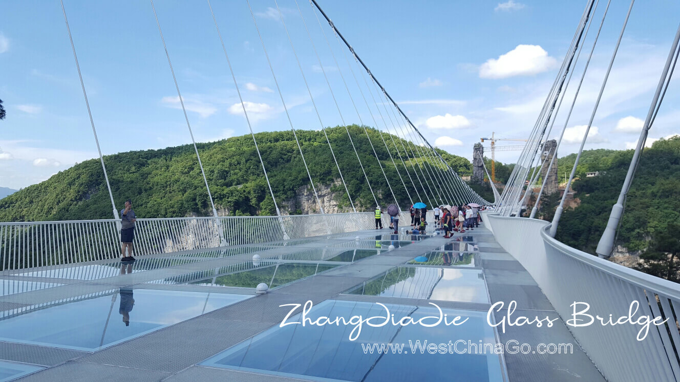 Zhangjiajie-Grand Canyon Glass Bridge
