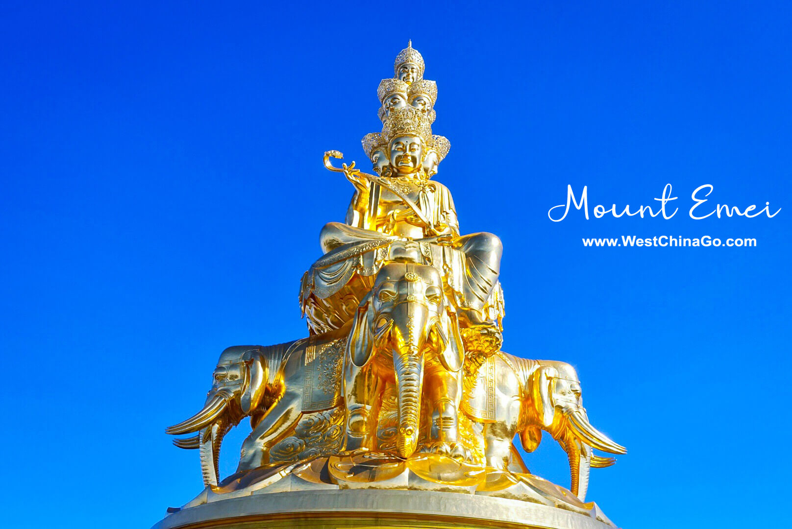 mount emei day tour