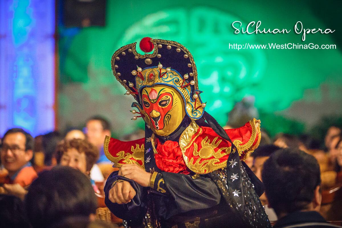 ChengDu SiChuan Opera Show
