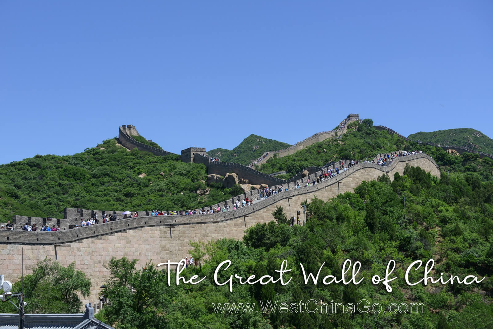 1 Day Badaling Great Wall Tour From BeiJing
