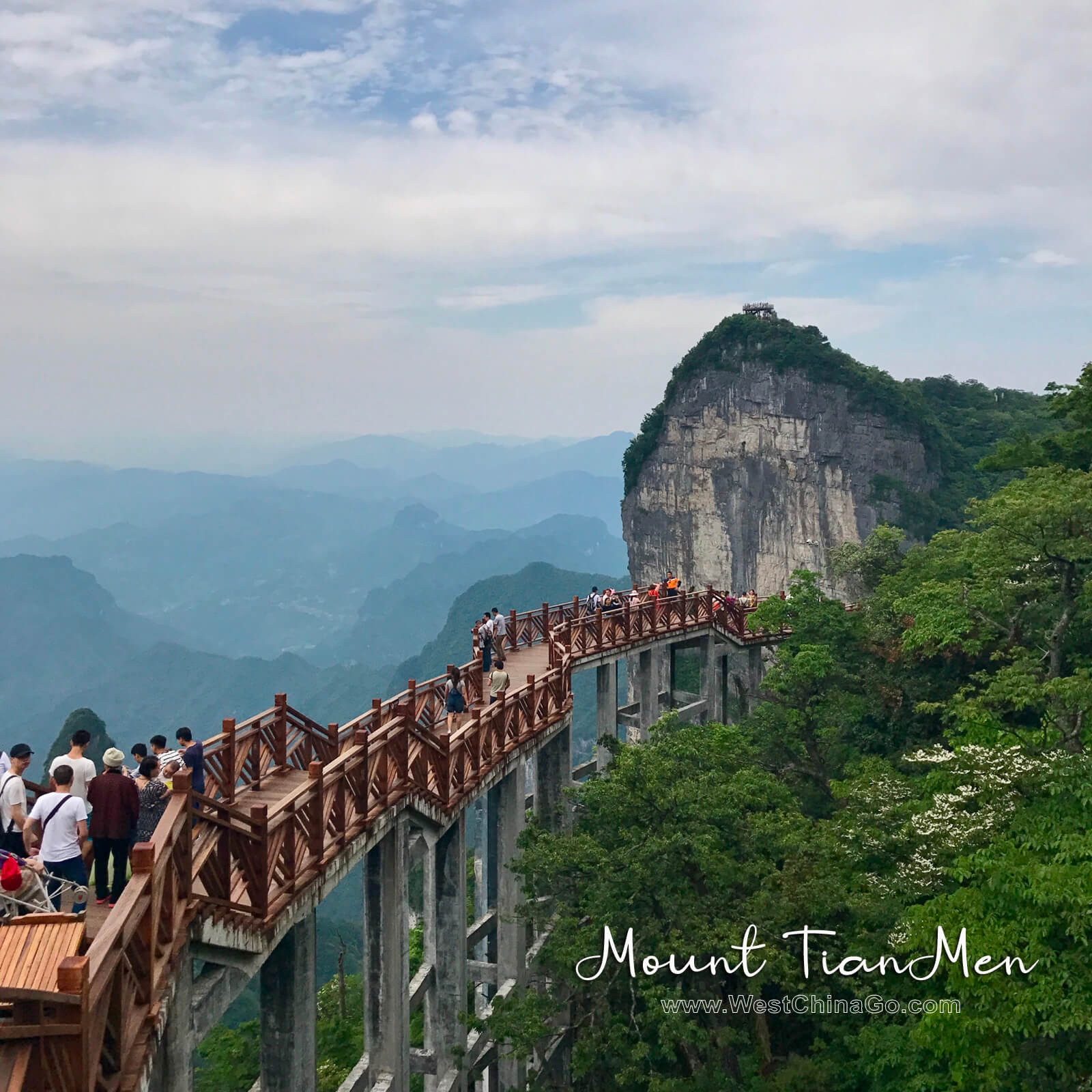 zhangjiajie tianmen mountain Tours
