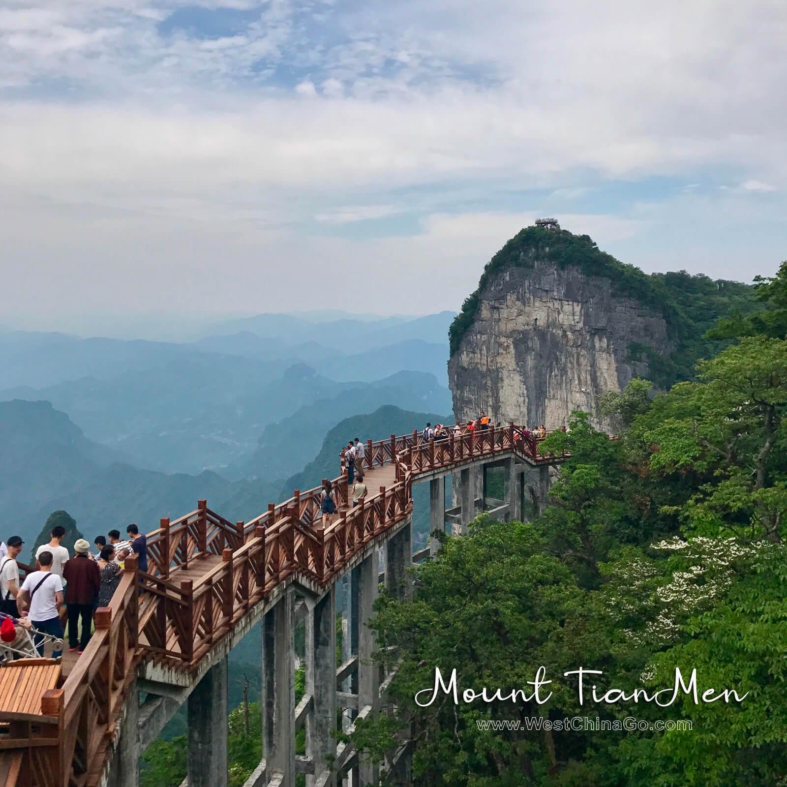zhangjiajie tianmen mountain Tours