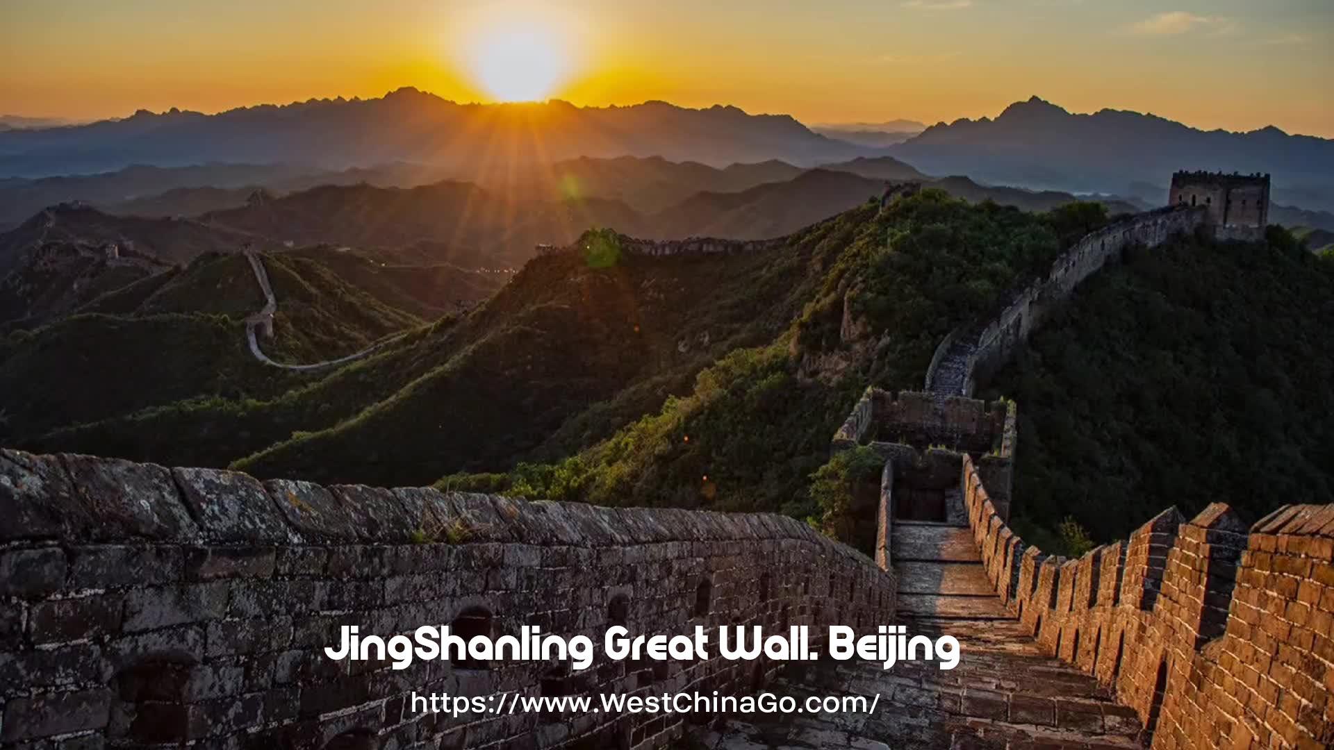 BeiJing jinshanling Great Wall